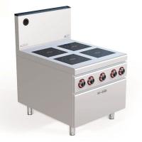 商厨电器-四头煲仔电磁炉