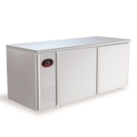 商厨电器-卧式双门冷柜