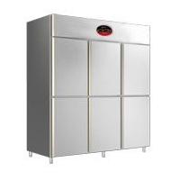 商厨电器-立式六门冷柜