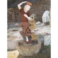 大理石石雕任务喷泉