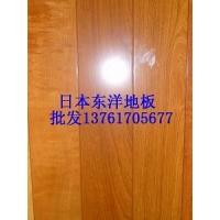 日本原装进口东洋地板/东洋地暖地板