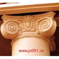 哥特建筑装饰—罗马柱