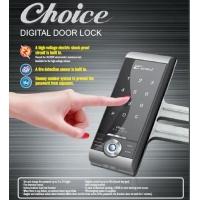 玻璃门锁  智能锁