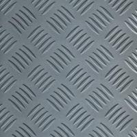 钢板纹石塑地板