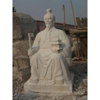 石雕孔子像,石雕主席像,邓小平像