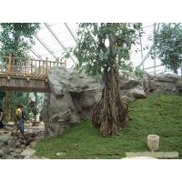 南京人工假山营造|南京滁自园艺-人工假山1