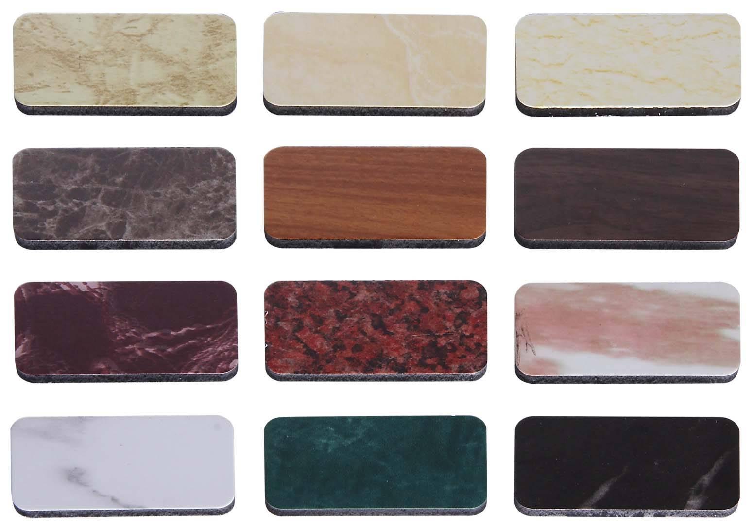 岗纹 木纹铝塑板