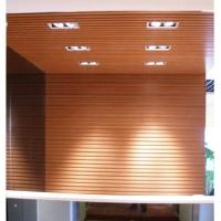 家裝效果圖14 陜西西安綠可木裝飾板
