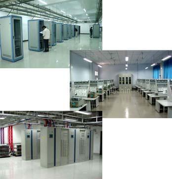 集成电路生产厂房