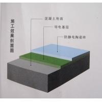 上海防静电瓷砖,耐酸瓷砖中梁建材,防静电地板中梁建材