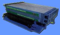 GRC轻质内隔墙板立模成型机组和挤压机组