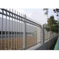 内蒙古护栏 内蒙古围墙护栏