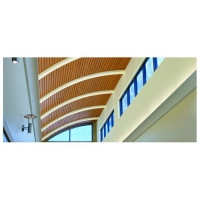 南京金属天花板-阿姆斯壮金属天花板-C型条板系统
