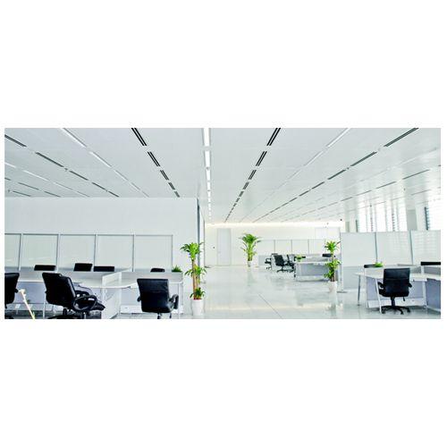 南京金属天花板-阿姆斯壮金属天花板-暗架系统