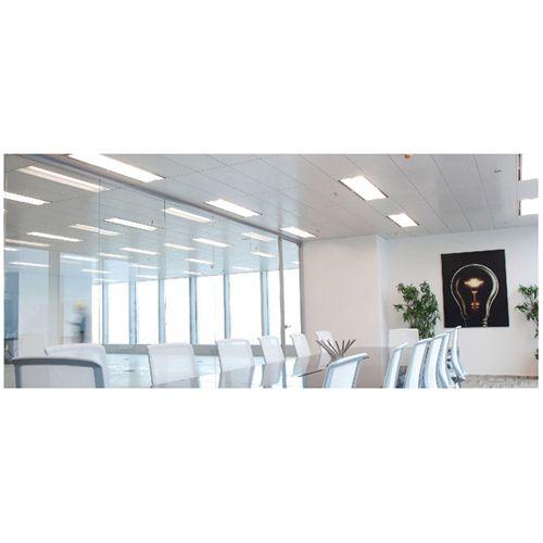 南京金属天花板-阿姆斯壮金属天花板-半明半暗系统