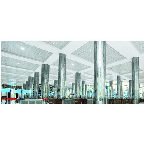 南京金属天花板-阿姆斯壮金属天花板-勾挂式系统