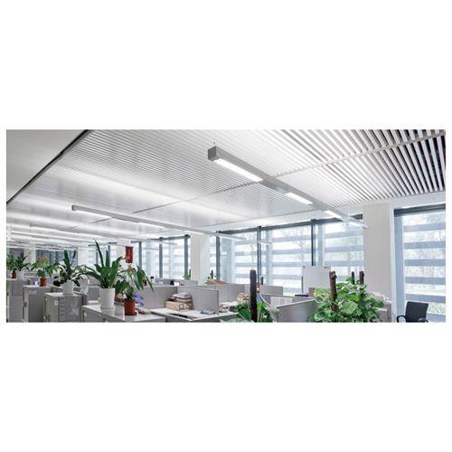 南京金属天花板-阿姆斯壮金属天花板-挂片系统