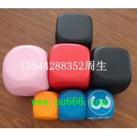 PU色子、PU方块、PU六面体、PU玩具制品