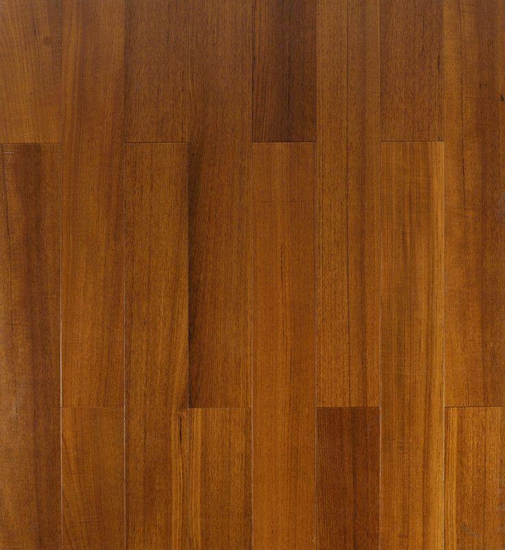柚木实木复合地板