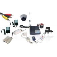 全国顶尖技术3G手机看家移动视频监控防盗器
