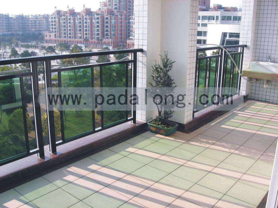 3,帕达龙铝合金栏杆适用于室内,室外阳台落地玻璃,楼梯扶手,是公寓