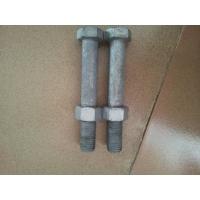 广东热镀锌螺栓、广东清远厂家批发4.8级热镀锌螺栓