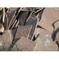 河北邢台铺路碎石 高粱红乱型石