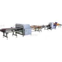 FSXT-800型全自動環保式切割磨邊生產線
