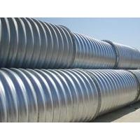 《公路桥涵通用图圆形钢制波纹管涵》正待出版