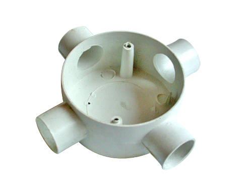 主要产品为建筑用金属接线盒