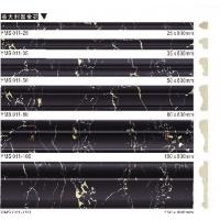 黑金花石材线条
