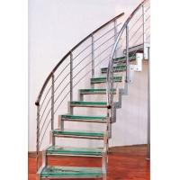不锈钢玻璃楼梯