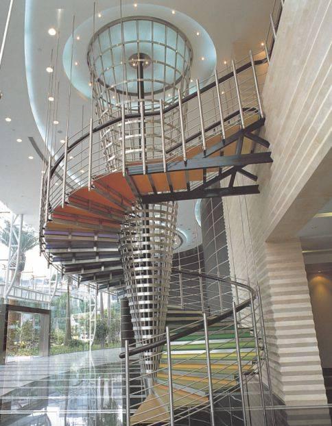 错层露台楼梯设计图