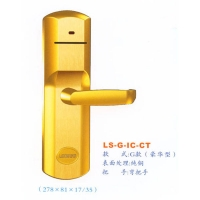 IC磁卡门锁