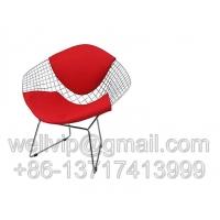 钻石椅爆料|diamond chair|铁丝椅图片|迷你家具