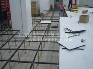 河南硫酸钙防静电地板厂家