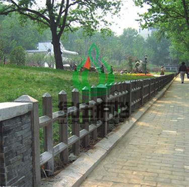 长期 类 别 节能环保 - 园林机械/设施 - 园林设施 规格型号 仿木栅栏