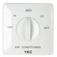 YKC201普通三速开关
