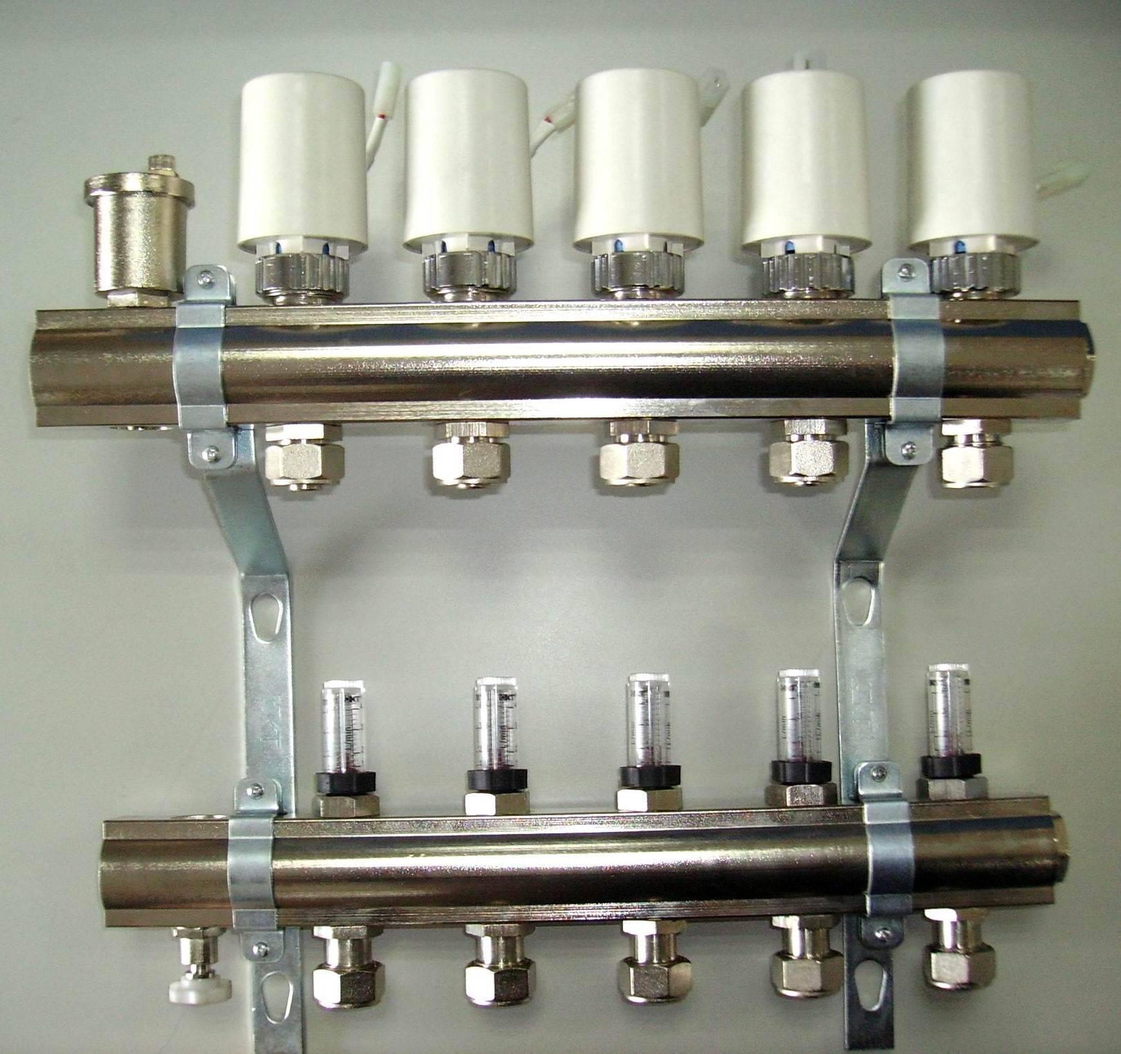 开泰/开泰新型电控分水器