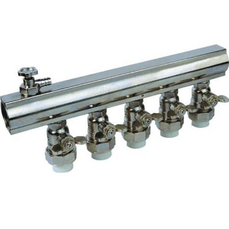 分水器组合(PP-R) | 陕西西安吕丰管业