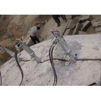 砂岩、花岗岩、石料开采机械