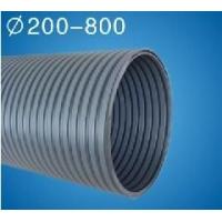 南宁HDPE增强中空壁缠绕管管材批发价格