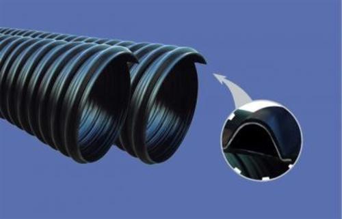 四川成都HDPE钢带增强螺旋波纹管