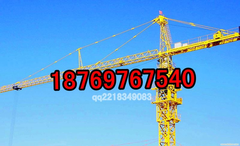 QTZ63塔机 塔机行情 塔吊参数 塔式起重机厂家