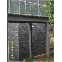 星子纯天然文化石,外墙板工程案例