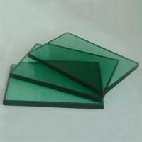 彩色玻璃--F绿浮法玻璃