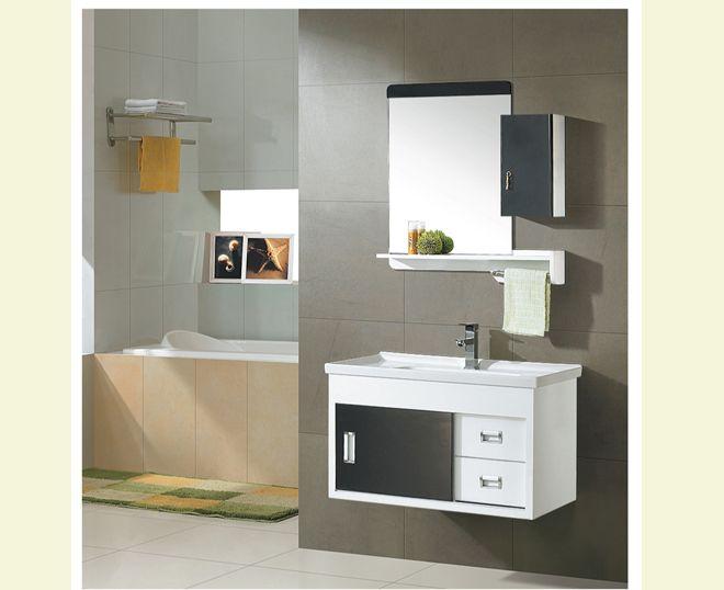 朝阳浴室柜-实木柜-YS1048