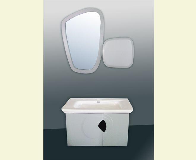 朝阳浴室柜-实木柜-YS1049