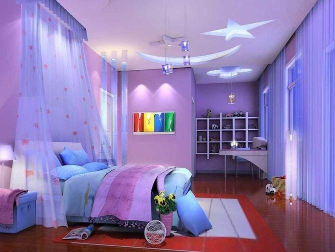 背景墙 房间 家居 起居室 设计 卧室 卧室装修 现代 装修 670_503