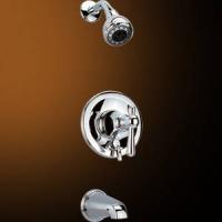 高宝卫浴-龙头-36系列克罗娜-入墙式恒温圆盘龙头